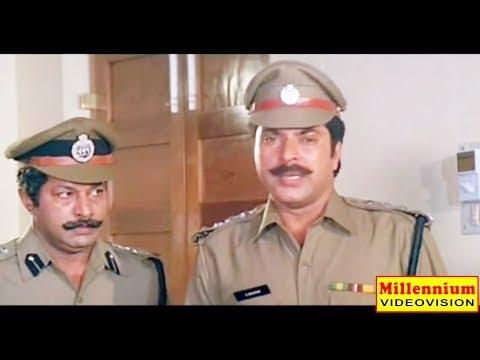 Video Inspector Balram   Mammootty Action Thriller Movie   Murali   Uravashi download in MP3, 3GP, MP4, WEBM, AVI, FLV January 2017