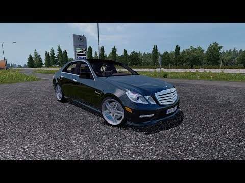 Mercedes Benz E63 AMG 1.32.x