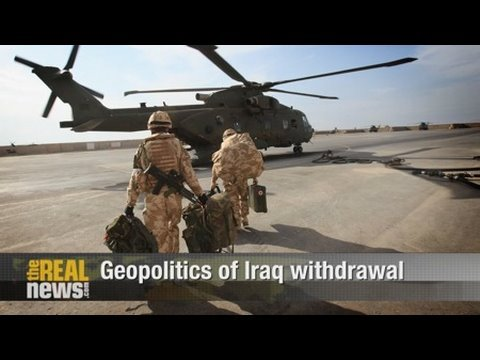 Geopolitics of Iraq withdrawal