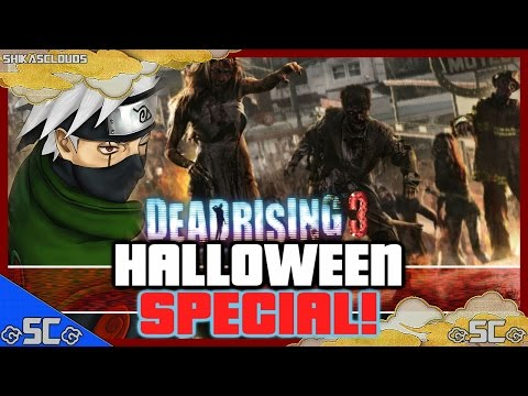 comm - For games like this and more, Subscribe to my Second Channel! http://www.youtube.com/user/ShikasCloudz [Halloween Special] [Live Comm Gameplay Of DEAD RISING 3!] Naruto Revolution Playlist.