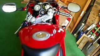 10. Ducati 900 Super Sport start up