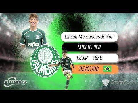Lincon Meia/Midfielder 2019