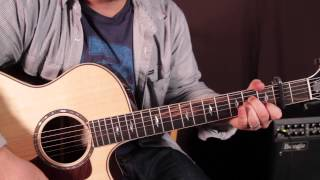 "How to Play ""Hold On, We're Going Home"" by Drake, Majid Jordan - Acoustic Songs on Guitar"