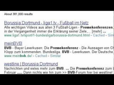 Video of Borussen.TV