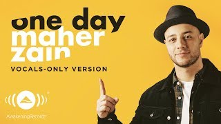 Nonton Maher Zain   One Day                      Vocals Only                            Official Lyric Video Film Subtitle Indonesia Streaming Movie Download