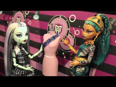 Monster High: Next Top Fashion Designer   Season 2   Ep. 4