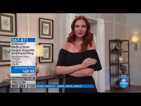 HSN | Absolute Jewelry 09.16.2017 - 04 AM