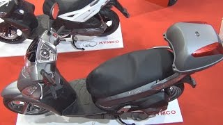 9. KYMCO People GT 300i (2015) Exterior and Interior in 3D