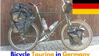 This video covers the section of bicycle touring in Germany I completed when cycling from Greece to England. For the most part, my route followed the famous River Danube cycling trail. (upstream). Enjoy!