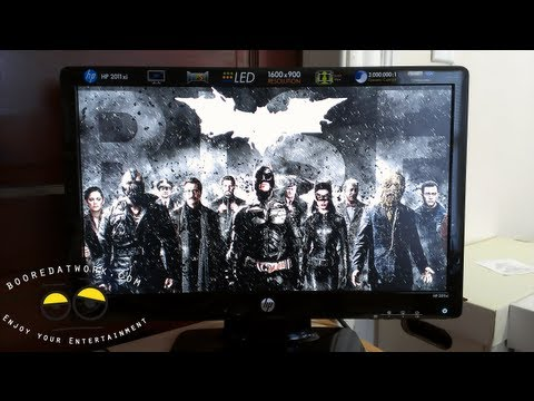 HP 2011xi IPS LED Monitor Review- 20-inchs of IPS goodness