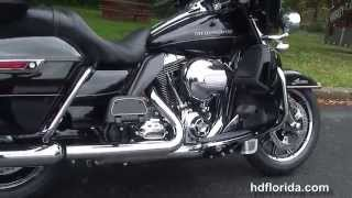 9. New 2014 Harley Davidson Electra Glide Ultra Limited Motorcycles for sale - St. Pete, FL