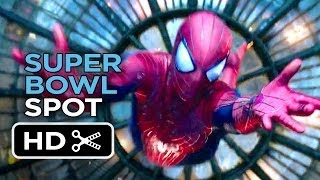 The Amazing Spider-Man 2 - Super Bowl SPOT (2014) - Emma Stone Movie HD