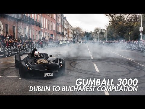 Gumball 3000: o mais caro Rally de rua do mundo!