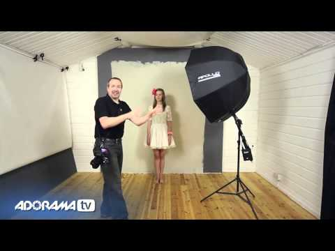 Home Studio Essentials Part 3  - Take and Make Great Photos with Gavin Hoey - Adorama Photography TV (видео)