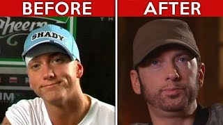 Video Here's The Real Reason Why Eminem Looks So Different Now MP3, 3GP, MP4, WEBM, AVI, FLV Desember 2018