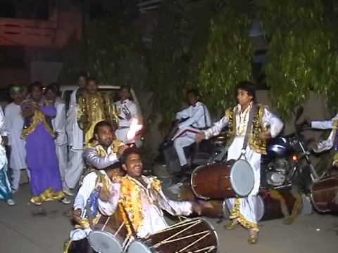Dhol, Fire & Thasha Program & Performance