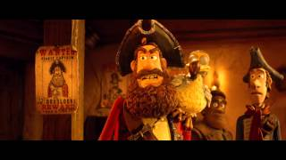 Nonton The Pirates  Band Of Misfits   Trailer Film Subtitle Indonesia Streaming Movie Download