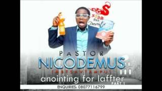 Pastor Nicodemus Mbtsavtampu Pt. 2