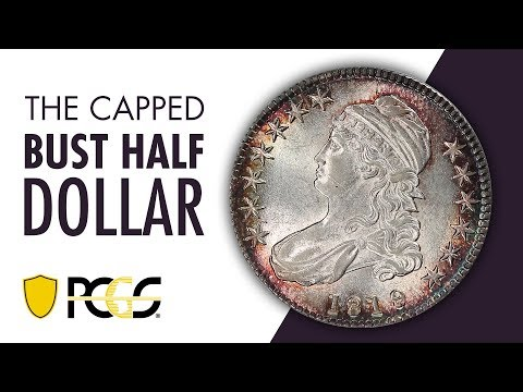 Make up - The Makeup of the Capped Bust Half Dollar