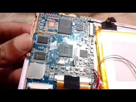 How To Replace Tagital Tablet 7 ince.Touch Digitizer And LCD Screen