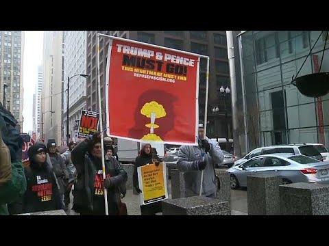 Reaktionen auf Militärschlag in Syrien: Zustimmung un ...