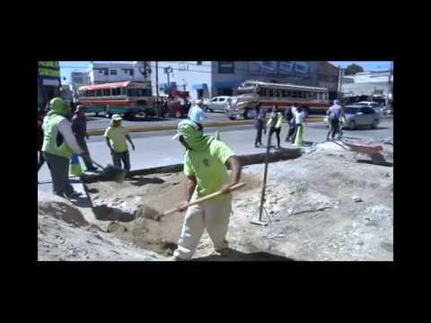 Renovación urbana en la Zona 9