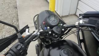 7. 2012 Ural T @ Heindl Motorcycle Sales