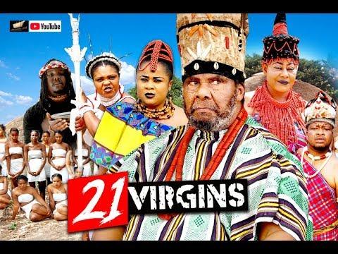 21 VIRGINS SEASON 6 - (New Movie)  2020 Latest Nigerian Nollywood Movie Full HD