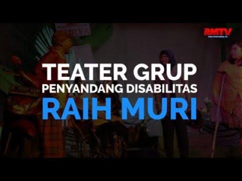 Teater Grup Penyandang Disabilitas Raih MURI