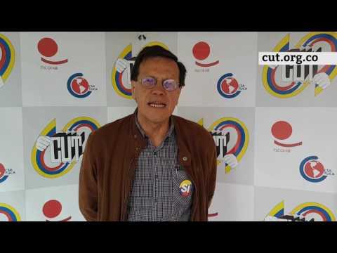 Fabio Arias invita a votar Sí en el Plebiscito