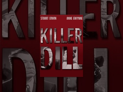 killer - Johnny Dill, a door-to-door salesman happens to be the exact double of a notorious gangster. When the gangster murders a rival, Dill is really in trouble. He is then stuck between the forces...