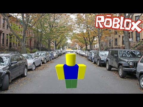 If Roblox Was In Real Life (видео)