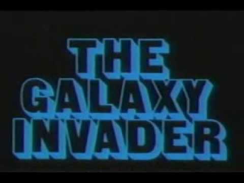The Galaxy Invader (trailer 1985)