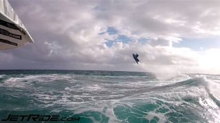 10. Rough water test and Tune of Yamaha GP1800R