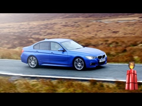 Ticking Timebomb: BMW 330d M Sport Review