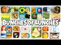 Video MYSTERY Family #2 Chooses Our Lunches 😱 School Lunch Ideas for KIDS
