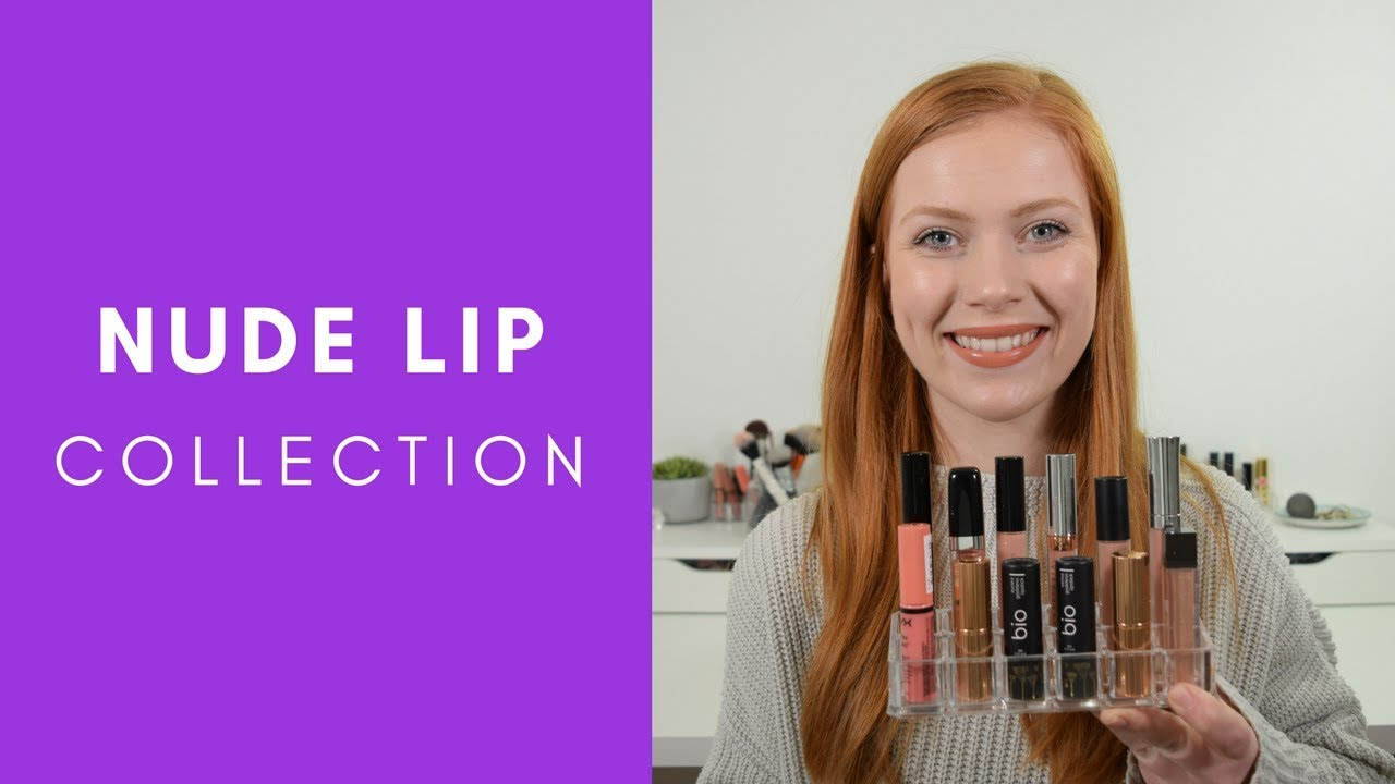 Best Nude Lip Products for Redheads (Cruelty Free) | Simply Redhead