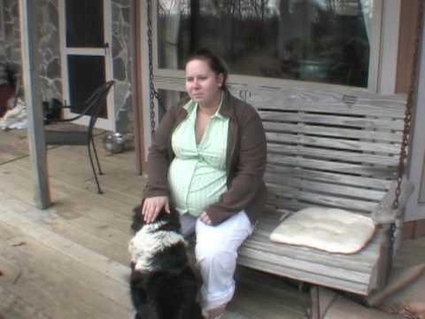 8 months pregnant part 1