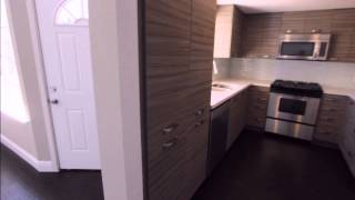 Kitchen Remdeol with Sophia Cabinets in City of Irvine Orange County