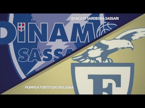 Fortitudo, gli highlights del match contro Sassari