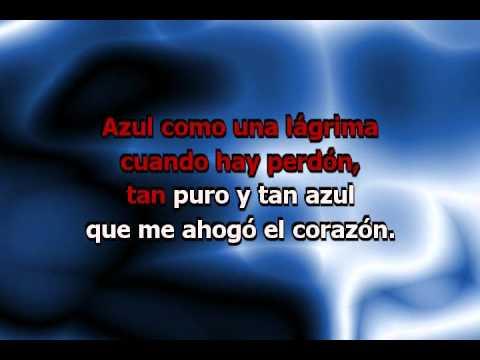 Azul Con Cristian Castro