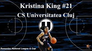 Kristina King Romania Highlighs