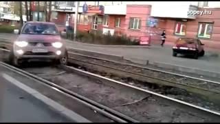 Mitsubishi a vasúti sínek között