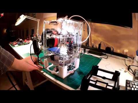 Fabrikator – TinyBoy Mini 3D Printer – Raspberry Pi and ...