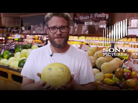 Seth Rogen Pranks Grocery Store Shoppers with Talking