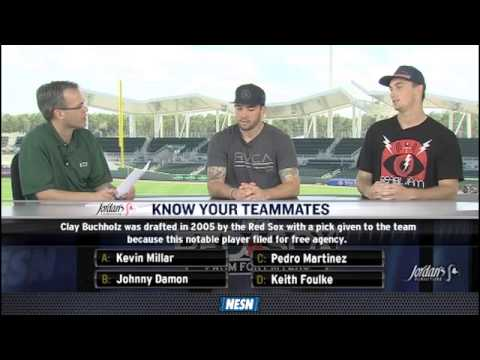 Video: Know Your Teammates: Blake Swihart and Henry Owens