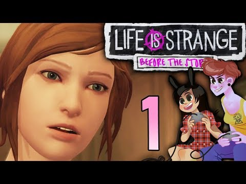 LIFE IS STRANGE BEFORE THE STORM EPISODE 2 - 2 GIRLS 1 LET'S PLAY GAMEPLAY WALKTHROUGH PART 1 (видео)