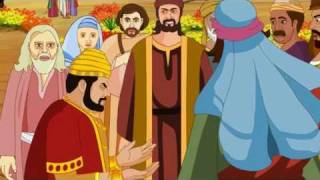 Miracles Of Jesus - Zacchaeus