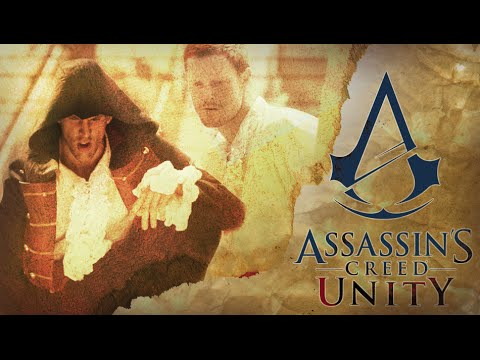 assassin - Tempest Freerunning Academy and Ubisoft teamed up to bring The Assassin's Creed Experience to San Diego Comic-Con. Check out all the highlights from this massive parkour and freerunning obstacle...