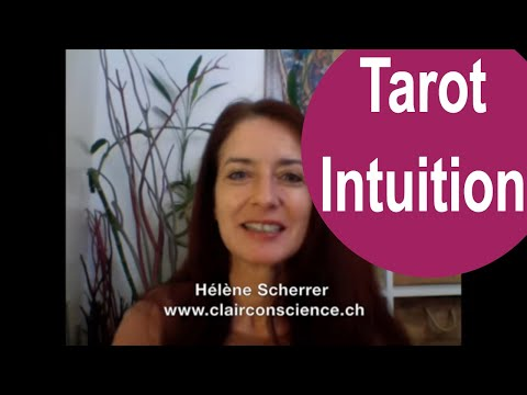 Tarot de Marseille et Intuition